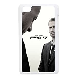 New Brand Case for iPod touch4 w/ Paul Walker image at Hmh-xase (style 1)