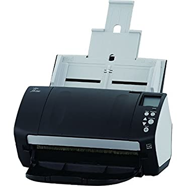 Fujitsu fi-7180 Color Duplex UltraSonic Double-feed Document Scanner