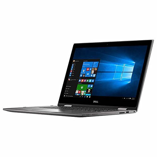 Dell Inspiron 15 5000 2-in-1 Laptop Computer: Core i7-8550U, 256GB SSD, 8GB RAM, 15.6-inch Full HD Touch Display, Backlit Keyboard, Windows 10