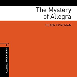 The Mystery of Allegra Audiobook