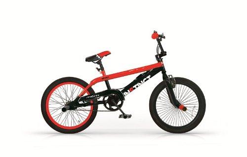 Bicicletta bimbo BMX ruota 20' Instinct rossa MBM