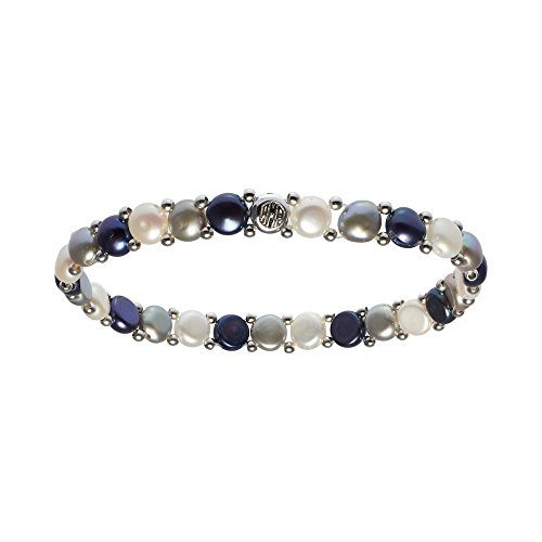 Freshwater Cultured Bracelet Stretch Stainless product image