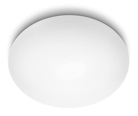 Philips Lighting myLiving Plafón LED, iluminación interior, Blanco