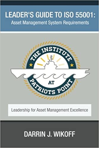 Amazon com: Leader's Guide to ISO 55001: Asset Management