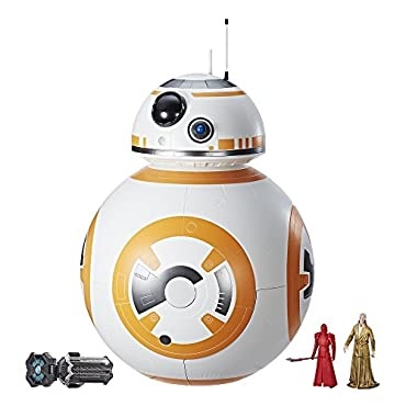 Star Wars Force Link BB-8 2-in-1 Mega Playset including Force Link