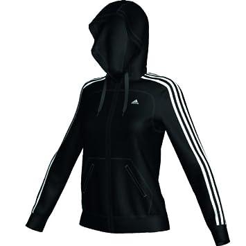 Dax21804xs Veste 3s Adidas Femme Essentials Pour Capuche À nk0wOP