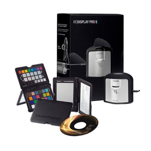 X-Rite i1 Display Pro and ColorChecker Passport Bundle - Black (EODIS3CCPP) by X-Rite