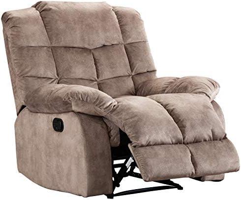 Merax Manual Recliner Chair Single Sofa