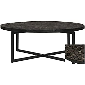Amazon Com Safavieh Home Collection Cheyenne Coffee Table