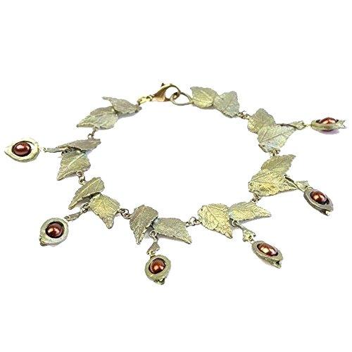 American Elm Pearl Bracelet By Michael Michaud for Silver Seasons (Pearl Pearl American Bracelet)