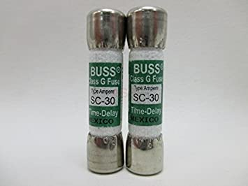 amazon com 2 x spa hot tub fuse sc 30 sc30 30 amp buss littlefuse 2 x spa hot tub fuse sc 30 sc30 30 amp buss littlefuse slc30 balboa
