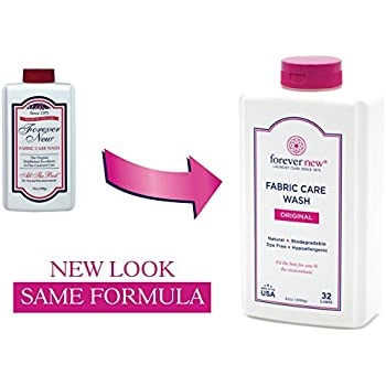 Forever New Granular Fabric Care Wash Laundry Detergent 32oz