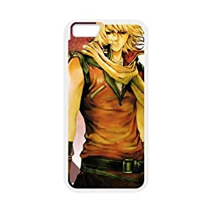 mobile suit gundam iPhone 6 4.7 Inch Cell Phone Case White Y7402238