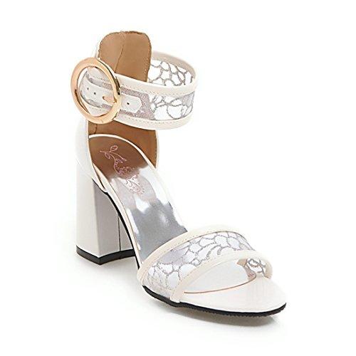 donne high sandali ruvido cave sandali trentotto sandali moda il sandali i white heeled sono le dq1vUwd4