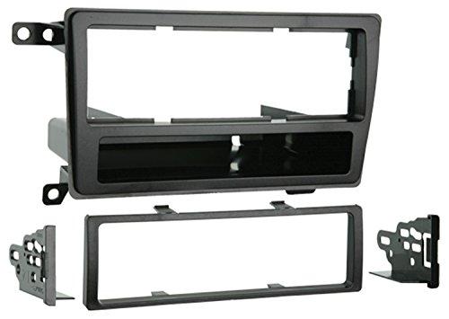 Metra 99-7403 Single DIN Installation Kit with Pocket for 2003 Nissan Pathfinder (Black)