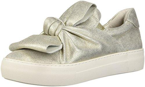 J Slides Sneaker Women's Platino Audra rrtwndqxPR