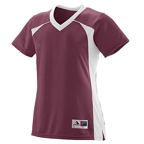 Augusta Sportswear Women's Victor Replica Jersey S Dark ()