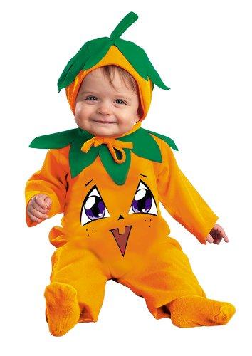 Pumpkin Pie Halloween Costume (Disguise Costumes infant pumpkin pie costume (size: 12-18m) Orange)