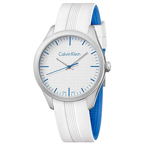 Calvin Klein Color Men's Quartz Watch K5E51FK6