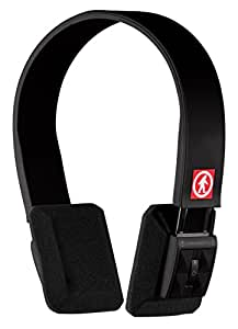 Outdoor Tech OT1100 DJ Slims - Wireless Bluetooth Headphones (Black)