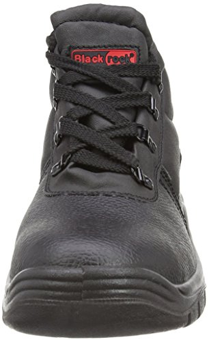 Black Rock - SF02, Scarpe Antinfortunistiche Unisex, Nero (Black), 46