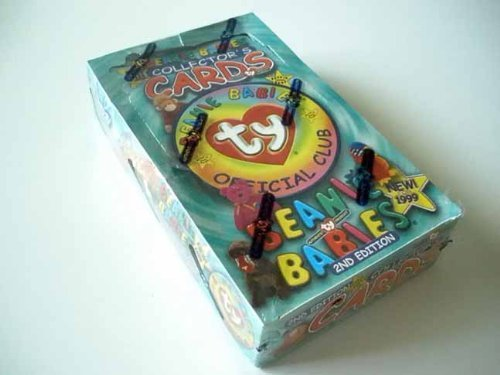 TY Beanie Babies BBOC Cards - Series 3 (2nd Edition) - Sealed Box (24 packs)