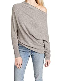 Women's Lori Off Shoulder Cashmere Sweater