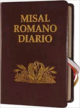 Misal Romano Diario (Mexicano): Padre Jaime Socias Piarnau: 9781939231277: Amazon.com: Books