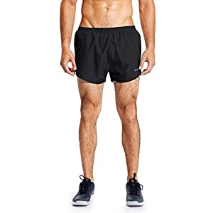 BALEAF Men's 3 Inches Running Shorts Quick Dry Gym Athletic Shorts