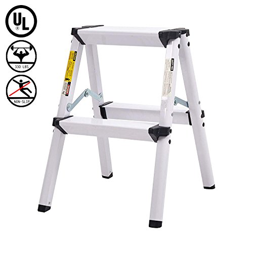 Light 2 Step Stool in US - 7