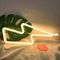 QiaoFei Lightning Night Light Decor Light for Kids Friends Gift