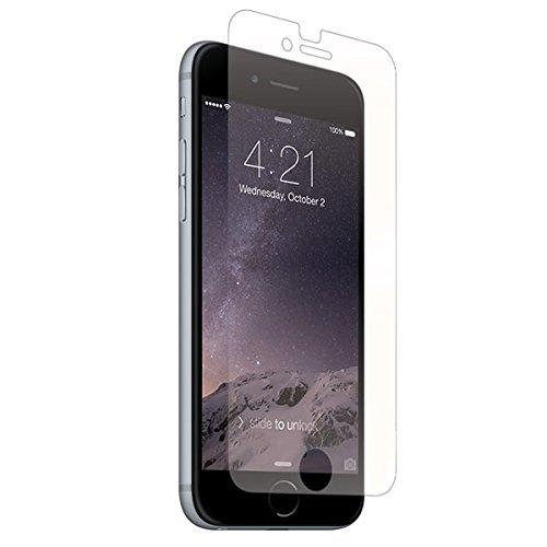 BodyGuardz - UltraTough Clear ScreenGuardz, Crystal Clear Anti-Microbial Screen Protection for iPhone 6/6S