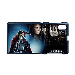 High Quality Phone Case For Child For Sony L39H Custom Design With Thor Choose Design 3