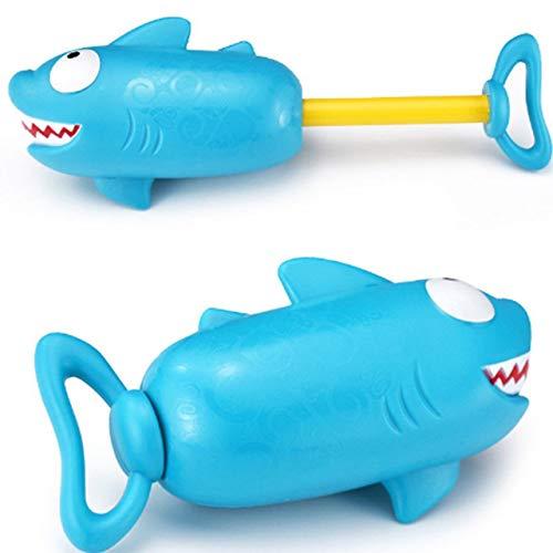 Azul y Verde Bombeo Ca/ñ/ón de Agua Cocodrilo Tibur/ón Animal Pistola de Agua Playa de la Playa Rafting Aire Libre en Aerosol Beb/é Ba/ño Ba/ño Juguete