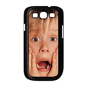 Home Alone Samsung Galaxy S3 9300 Cell Phone Case Black JU0984353