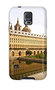 HXMwwsF13860AOPWz Faddish Escorial Monastery Spain Case Cover For Galaxy S5