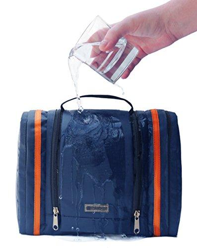 33515c57657d TRAGBARS 3 in 1 Toiletry Bag DETACHABLE for Men & Women toiletry TRAVEL bag  WATERPROOF cosmetic bag c/w HOOK for HANGING toiletry bag DELICATE nylon ...