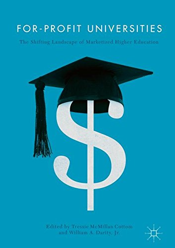 For-Profit Universities: The Shifting Landscape of Marketized Higher Education