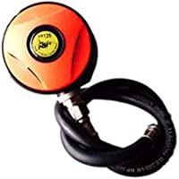 edtara Regulador de buceo con boquilla para buceo Regulador para buceo Explorer 2nd etapa regulable Pulpo Pipa de equipo de buceo