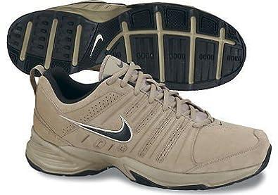 Schuhe Laufschuhe T Nubukleder 10 X 202 BRAUN NIKE NEU LITE OiPXkZu