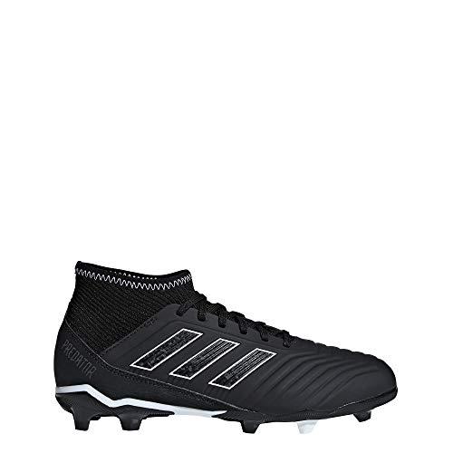 3 Bambini ftwwht Unisex Calcio Cblack cblack Predator Nero – cblack Adidas ftwwht Scarpe Da 18 cblack Fg aEUqwz0