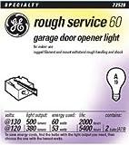 Best GE Garage Doors - GE Lighting 72529 60-Watt A19 Garage Door Opener Review