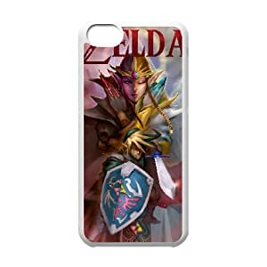 The Legend of Zelda for iPhone 5C Cell Phone Case & Custom Phone Case Cover R48A650744