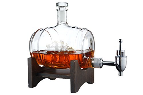 Bourbon Decanter - 5