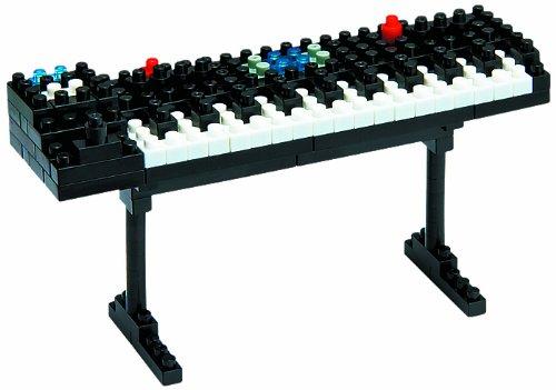 Nanoblock 58138 Synthesizer