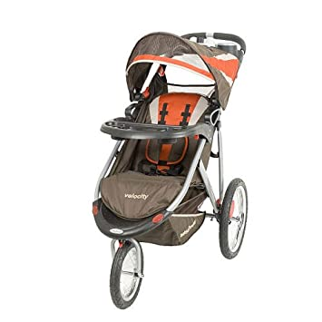 Amazon.com: Bebé Trend Velocity carriola para correr ...