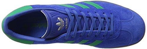 Gazelle adidas Azul Blue Tobillo core Hombre bajo gum Green aCwxqzdCr