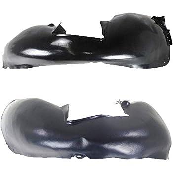 New Fender Liner Splash Shields For Scion xB Set Of 2 Front Left /& Right Pair
