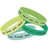 Really Good Stuff Sight Word Bracelets - 2nd 100 Fry Words