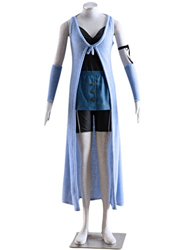 Dazcos FF8 Final FantasyVIII Rinoa Heartilly Sweater Cosplay Costume V1 (M)
